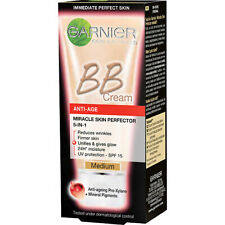 3x Garnier Skin Active Bb Cream Anti-Age Medium