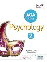 AQA A-level Psychology Book 2 by Lawton, Jean-Marc|Willard, Eleanor (Paperback b
