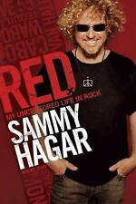 USED (GD) Red: My Uncensored Life in Rock by Sammy Hagar