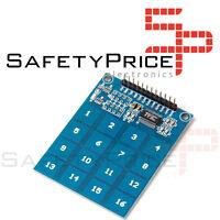 Modulo TTP229 16 canales way sensor capacitivo digital touch tactil arduino SP