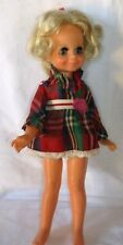 Crissy's Cousin Velvet, Vintage Doll 1972, Ideal, Move and Groove Doll,Hong Kong