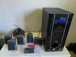 Teufel Concept E300 5.1 Soundanlage