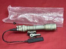 Surefire M952V White / IR Tactical Light W/pressure Switch NEW - tan