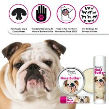 The Blissful Dog Bulldog Nose Butter® Treatment for Rough, Dry, Crusty Dog Noses