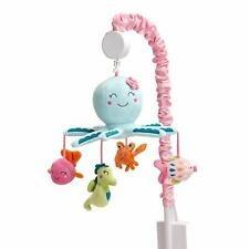 Carter's Sea Collection Baby Girl Crib Musical Mobile only , Octopus Seahorse