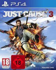 PS4 Causa justa 3 100% Uncut nuevo&e.o. PLAYSTATION 4 Envío en Paquete