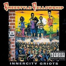 FREESTYLE FELLOWSHIP-INNERCITY GRIOTS CD NEW