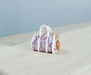 Borsa Borsetta Sac Bag Charm Miniature