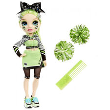 Rainbow High Cheer Doll Pom Pom/cheerleader Fashion Girls Toys Jade Hunter 6y