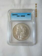 1885 O Morgan Silver Dollar - High Grade ICG MS 65