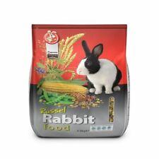 More details for supreme tiny friends russel rabbit tasty mix timothy hay muesli blend food 2.5kg