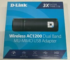D-link DWA-182 Dual Band USB Adapter
