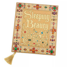 "New Disney Parks Sleeping Beauty 9 x 11"" Story Book Replica Journal Note"