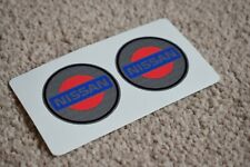 Nissan Nismo GTR Racing Bike Car Badge Race Rally Decal Sticker Rounded 50mm