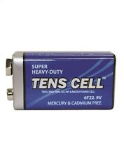 5 TENS CELL 9 Volt Battery 9V- Super Heavy Duty TENS Unit 3000 7000 EMS TwinStim