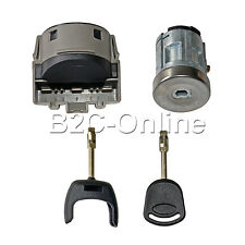 New Ignition Switch & Lock Barrel Set With 2 Keys Fit FORD Transit MK7 MK8 2006-
