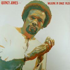 Quincy Jones-Walking In Space Plus LP 1973 A&M Records Australia ‎– L 45343/4