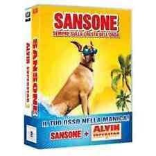 Dvd SANSONE + ALVIN SUPERSTAR 2 (BOX 2 Dvd) ......NUOVO