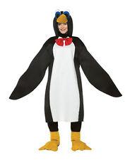 Penguin Adult Halloween Costume LW Foam Animal Bird Mascot Jumpsuit 307