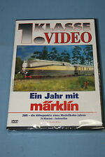 Marklin DVD A Year with Märklin 2005