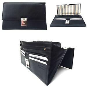 Golunski Stylish Organiser 1-004 Quality Leather Travel Wallet Passport Holder
