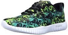 New Womens NEW BALANCE '99 Flexonic' Shoes 8.5 Green Tropical running flower