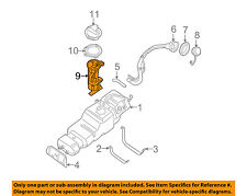 NISSAN OEM-Fuel Pump 17040ZQ60A