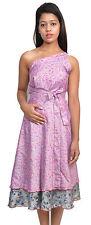 "5 Pcs Women'S Long Magic Wrap Skirt / Dress / Top - Many Ways To Wear 36"""