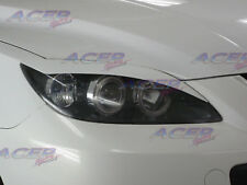 """VENOM LIDS"" Mazda 04-09 mazda3 MS 3 Hatchback eyelids eyebrow headlight covers"