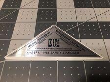 OPEI Power Equipment Label For Restoration 1984 John Deere, MTD, Lawn-Boy