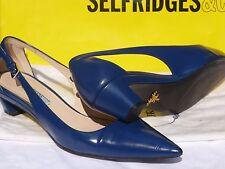 Prada women's shoes size 6.5/39.5/navy/blue/sapatos/