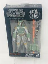 Star Wars Black Series Orange Line Boba Fett #06 Hasbro 2013