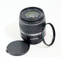 Canon EF-S 18-55mm II F/3.5-5.6 Lens xti xsi t1i t2i t4i t5i 30D 40D 50D 60D 70D