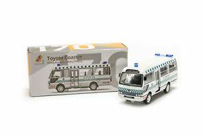 TINY Hong Kong #170 Toyota Coaster St. John Ambulance 1990's Diecast Car Toy