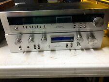 Pioneer Amp and Tuner - SA 610 and TX 610