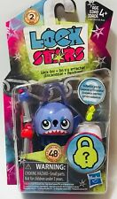 LOCK STARS Basic Series 2 BLUE SHARK FISH Decorative Lock + Suprise Mini Lock