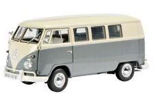 450037500 Schuco 1:18 VW T1 Bus perl white grey - NEW + S&H FREE