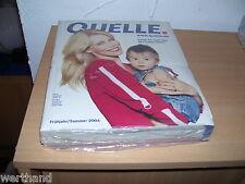 Quelle Katalog Frühjahr - Sommer 2004 Claudia Schiffer ovp