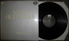 LP NINO OLIVIERO Per orchestra (Cam 77) 1st ps Italian OST Fidenco Mondo Cane NM