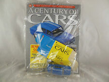 A Century of Cars no.61 Renault R8 Gordini in Blue with Box & Magazine Sealed