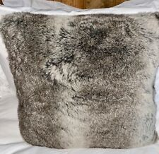 CIMC Faux Fur Cushion with Pad - Brand New and Never Used
