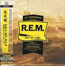 R.E.M.-OUT OF TIME(25TH ANNIVERSARY EDITION / SHM-CD)-JAPAN 2 SHM-CD Ltd/Ed I71