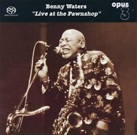 Benny Waters - Live At The Pawnshop [CD]