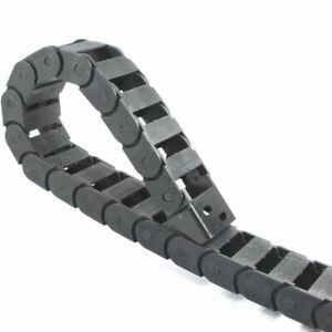 1m Drag Chain 7x7 10x10 10x20mm Wire Cable CNC 3D Printing RepRap Flux Workshop