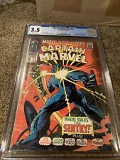 MARVEL SUPER- HEROES #13 CGC 3.5 1ST APP. CAROL DANVERS, 2ND APP. CAPTAIN MARVEL