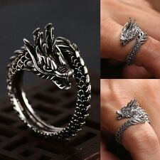 Chinese Rings For Women Hip Hop Biker 2021 Hot Animal Ring Men Dragon Punk