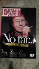 E&T Magazine Electronic Cigarettes, Breathable Foods, Electric Vehicles