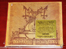 Mayhem : Esoteric warfare CD 2014 SAISON DE BRUME RECORDS USA Som 333D DIGIPAK