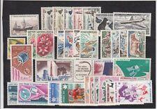 ST. PIERRE und MIQUELON, 1956/74 Lot mit ** Marken, (24821)