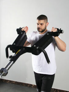 Wishbone / Barbell Attachment **Available by 15-18th June